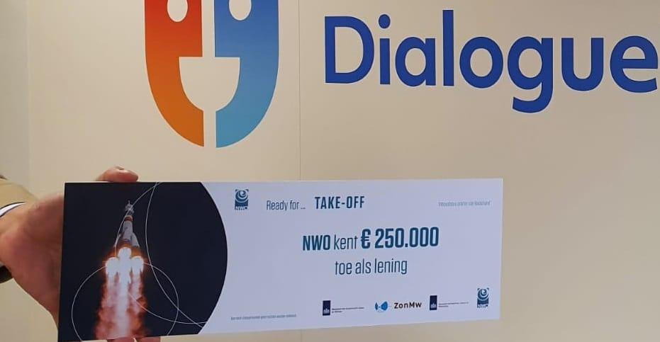 NWO financiering DialogueTrainer