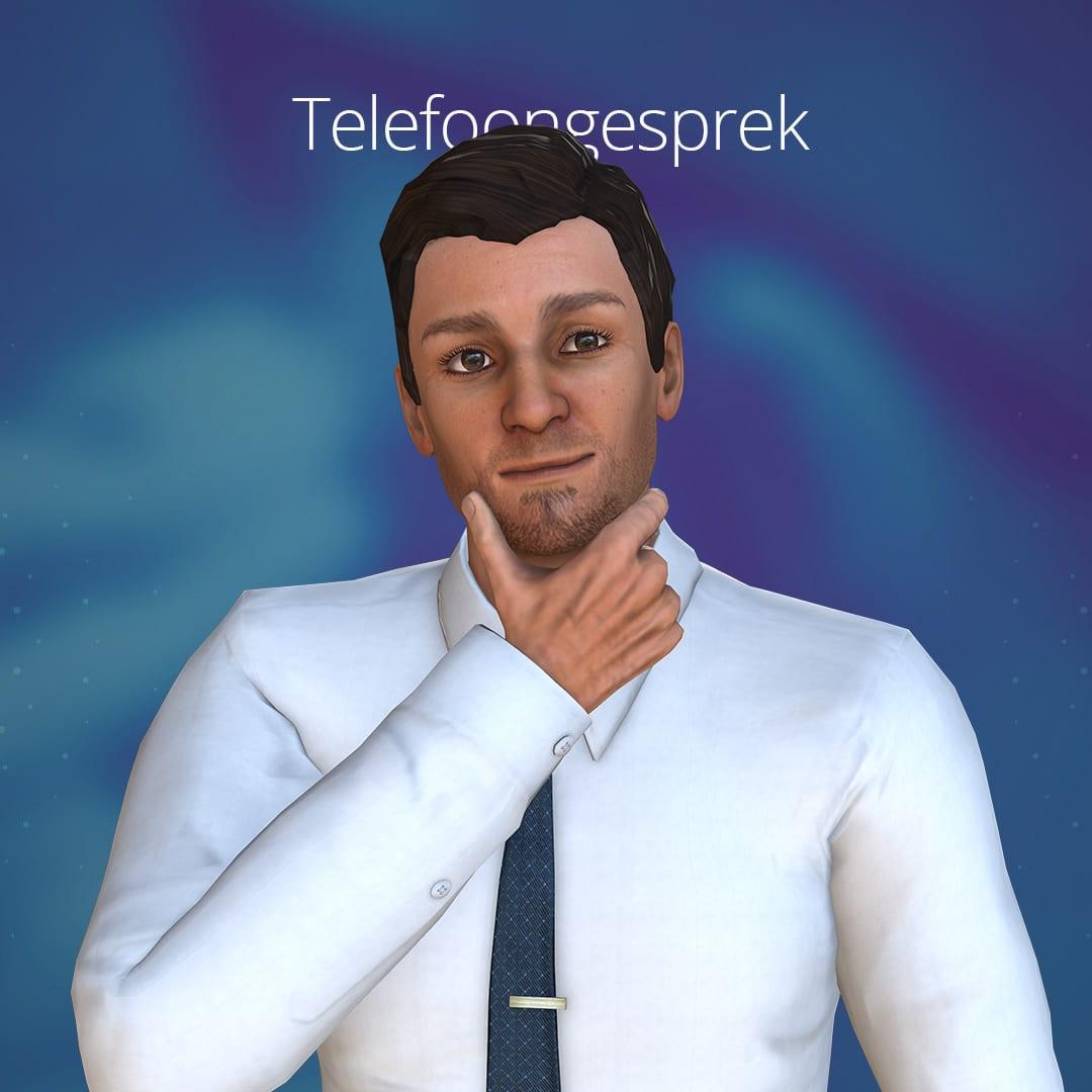 Training telefonische acquisitie